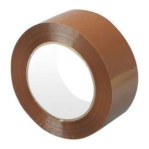 Скотч коричневый 48мм*150м, 45 мкр